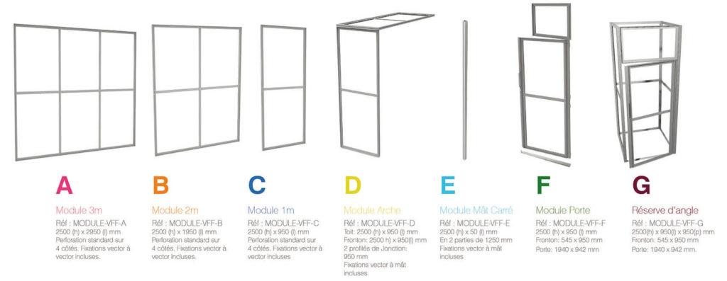 stand-exposition-modulaire-demontable-transportable-cadre-aluminium-textile-tissus-vector-modules-expo-impression-sublimation