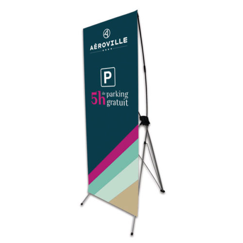 BANNER X kakemono-banner-x-salon-stand-exposition-photocall-SOLIEXPO-structure-02