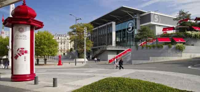 Les salons du mois de septembre paris expo porte de for Salon 2015 porte de versailles