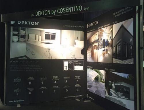 Stand DEKTON / COSENTINO