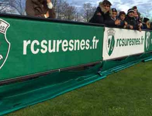 Panneaux Stade Rugby Club de Suresnes