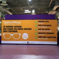 Photocall-stand-exposition-salon-optic&price-pharmagora-impression-textile
