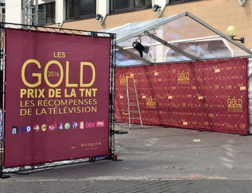 Photocall Gold Prix TNT 2016
