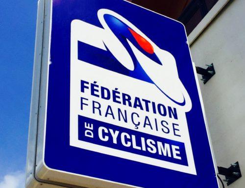 Enseigne Lumineuse Fédération Francaise de Cyclisme