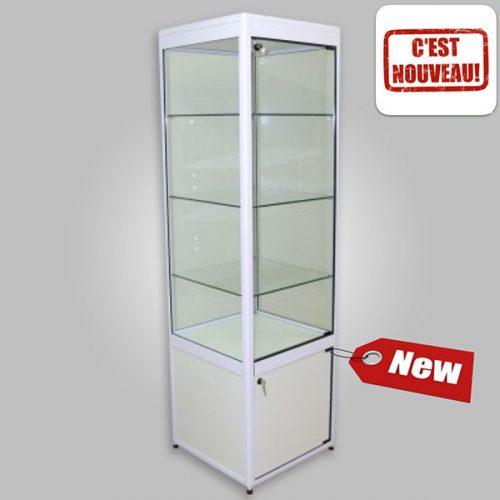 LOCATION-Présentoir-produits-vitrine-haute-verre-stand-exposition-Soliexpo