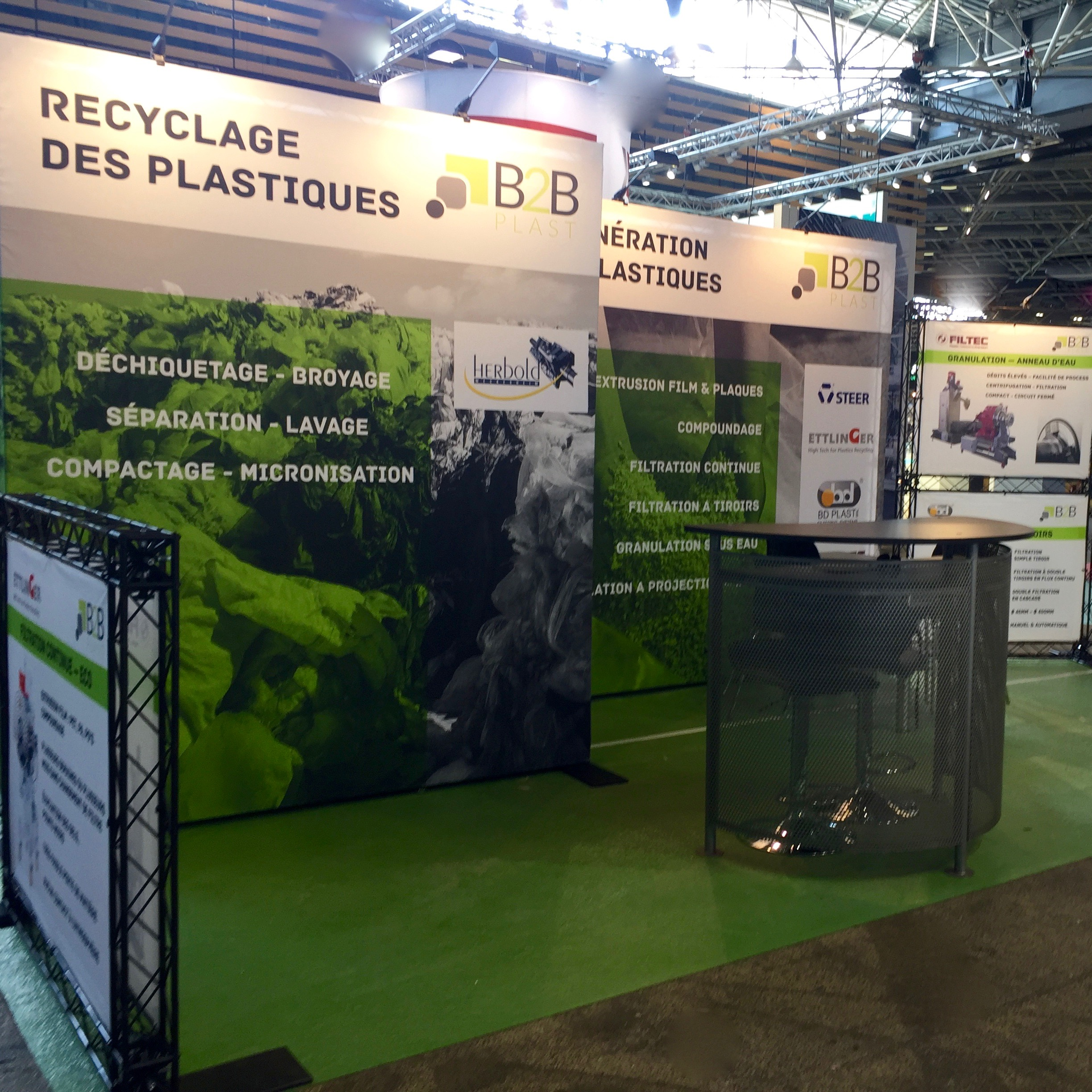 Salon fip solution plastique soli 39 expo for Salon lyon eurexpo