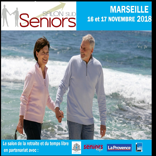Salon des seniors de marseille 2018 soli 39 expo for Salon de l immobilier marseille