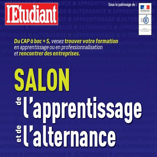 Salon de l apprentissage et de l alternance et salon du recrutement en alternance bac 2 3 4 - Salon de l alternance bordeaux ...