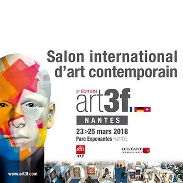 Salon international d art contemporain nantes 2018 soli 39 expo - Salon art contemporain ...