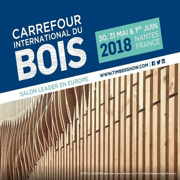 Carrefour International Du Bois Nantes 2018 Soli Expo