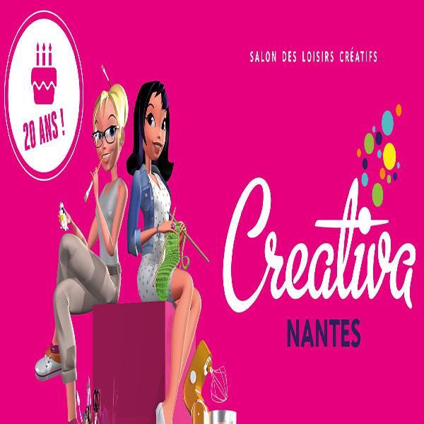 Salon creativa nantes 2018 soli 39 expo for Salon gastronomie nantes
