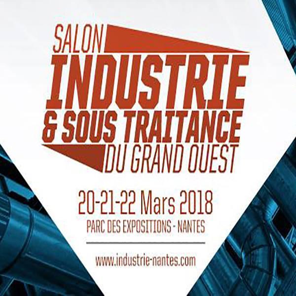 Salon industrie sous traitance du grand ouest nantes for Salon de l industrie nantes