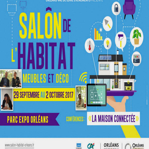 Salon de l habitat orl ans 2018 soli 39 expo for Salon de l habitat 2017